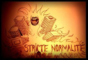 Strict Normality by Ariad-Arts