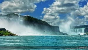 Niagara Falls by 00AngelicDevil00