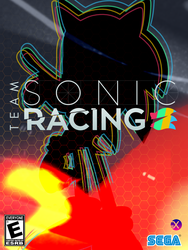 Team Sonic Racing Cover - Project CARS ver. by SpeendlexMK2