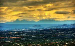 Tucson in yellow and blue by simple-squamous