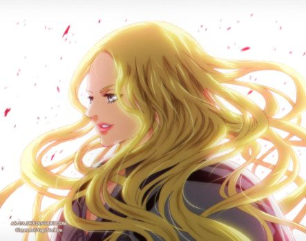 Claymore 150: Bisho no Teresa by AR-UA
