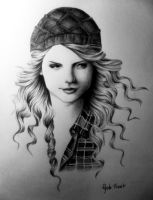 Taylor Swift by GabiTozati