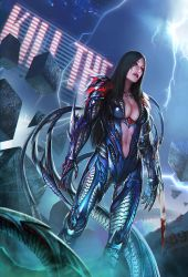Gglgg123-witchblade by gongcheng