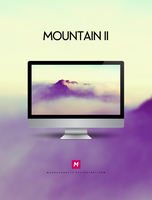 Mountain II by Mahm0udWally