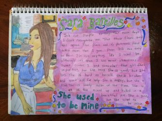 Sara Bareilles - She used to be mine by AnaturalBeauty