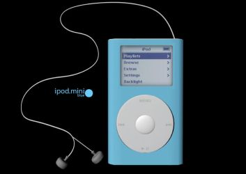 ipod.mini by honeypi