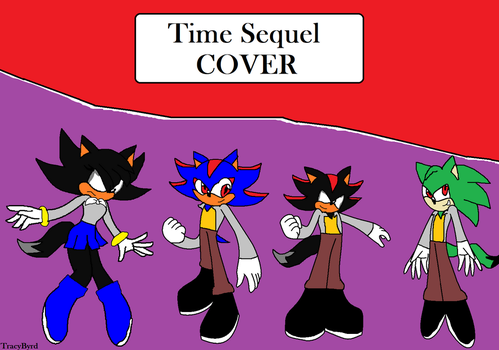 Time Sequel COVER by RosesNPoision