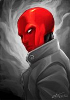 Red Hood by longjunt