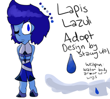 .:Lapis OTA (CLOSED):. by SleepyStaceyArt