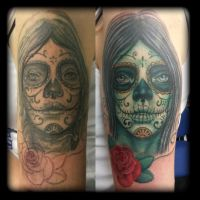 Rework by state-of-art-tattoo