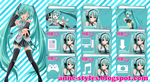Pack Icons Hatsune Miku by AnneChan34