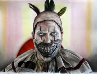 Twisty American Horror Story by leiaolliver