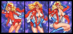 MS VICTORY I PERSONAL SKETCH CARDS by AHochrein2010