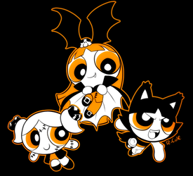 Halloween Is saved by rongs1234