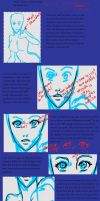 How to draw Naruto style by herhinney