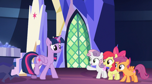 MLP Friendship is Magic Season 8 Moments 30 by Wakko2010