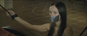 Olivia Wilde Tied Up and Tape Gagged by SilentBeauties