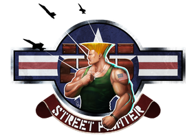 Guile's 25 Years of Service by geeshin