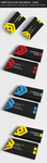Simple and Clean Business Card PSD by Anuya