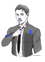CONNOR by DJune-y