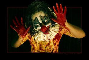 Coulrophobia by Taragon