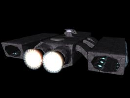 Carrier MkV Behind by Arcanis-Lupus
