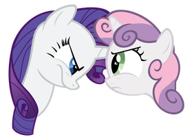 Inkscape - Sister Hate by TheStorm117