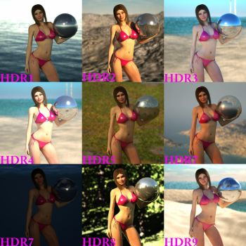 IH HDRi PACK1 by ironhead333