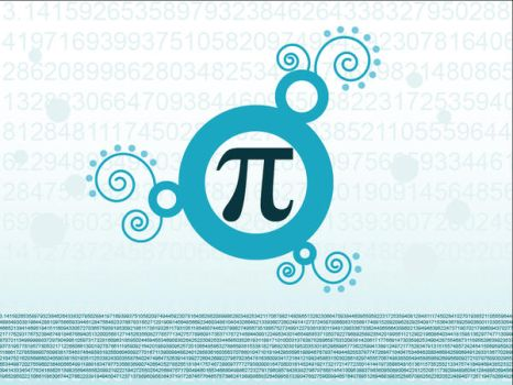 Pi Day by J-F-C