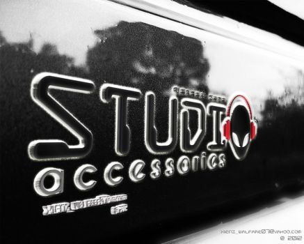Studio Accessories 3D by GuNnM21