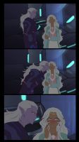 Lotura Goodnight kiss by AriamJan