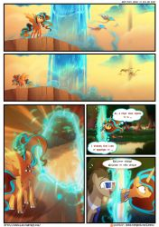 MLP - Timey Wimey page 114/115 by Light262