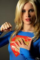 Kara Zor-El portrait by LuceCosplay