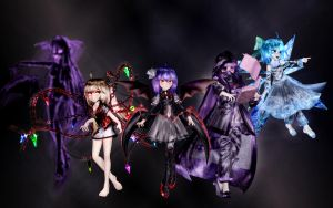 Touhou Group by Primantis