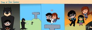 Story of Dick Grayson - Happy Ending Version by Blooming-Pinguicula