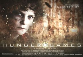 District 4 Male HG Poster by heatona