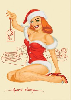 Christmas 2015 by AtomicKirby