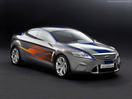 Ford Iosis Paint Job by ahmadhania