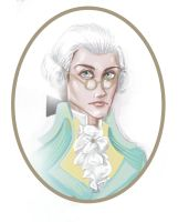 Maximilien Robespierre by 0torno