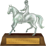 Grand Champion Glass Trophy by Lucid-Dimensions