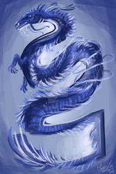 [Astrology] Chinese zodiac, Dragon by SketchingWorlds