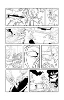 Storm Born issue 4 page 23 by davehamann