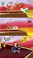 Ash and Pikachu: Bad Parenting by Ticketmeister