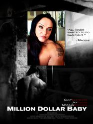 Million Dollar Baby Poster - Maggie's Loss by theAdmirerofYou