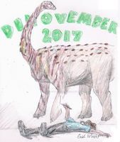 Last Piece for Dinovember 2017 by Lord-Triceratops