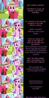 Pinkie Pie Says Goodnight: Backup Plan by MLP-Silver-Quill