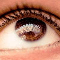 The world on my eyes by aBoUDii