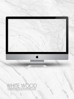 White Wood Wallpaper Pack by pk1st