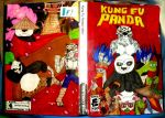 My Own Wii Covers for Kung Fu Panda Wii by InkArtWriter