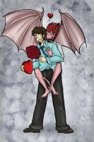 Ugly Americans: True Love by eecomics